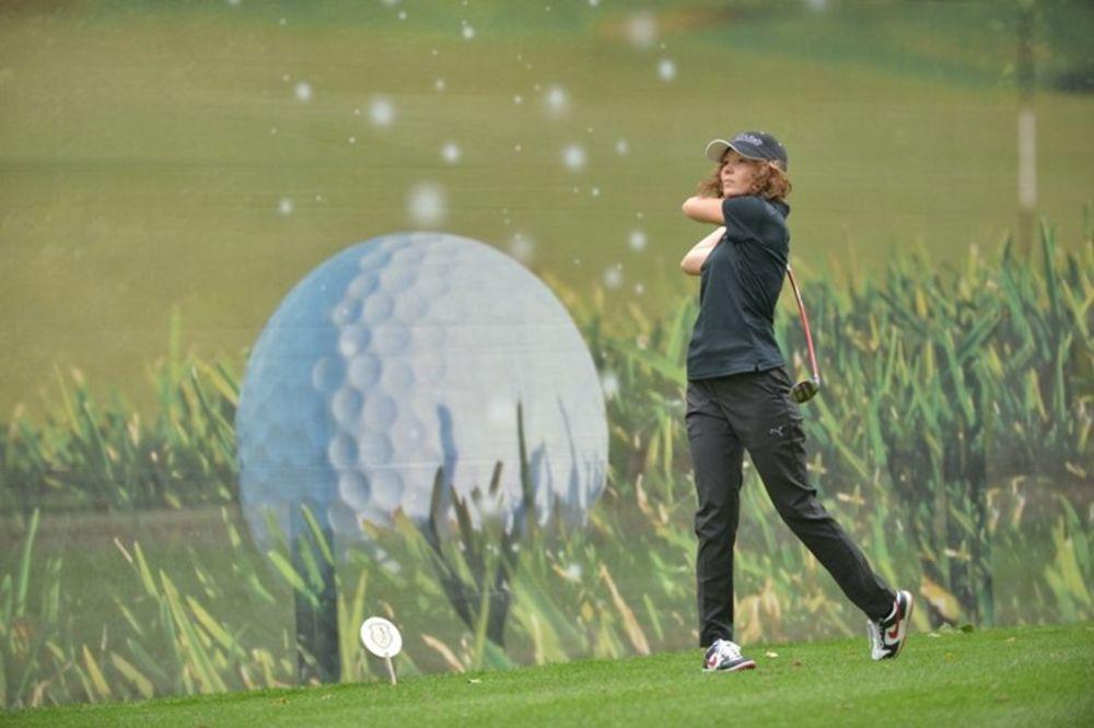 AKCIJA SAVEZA: Golf asocijacija iskoristila lepo vreme za trening provere
