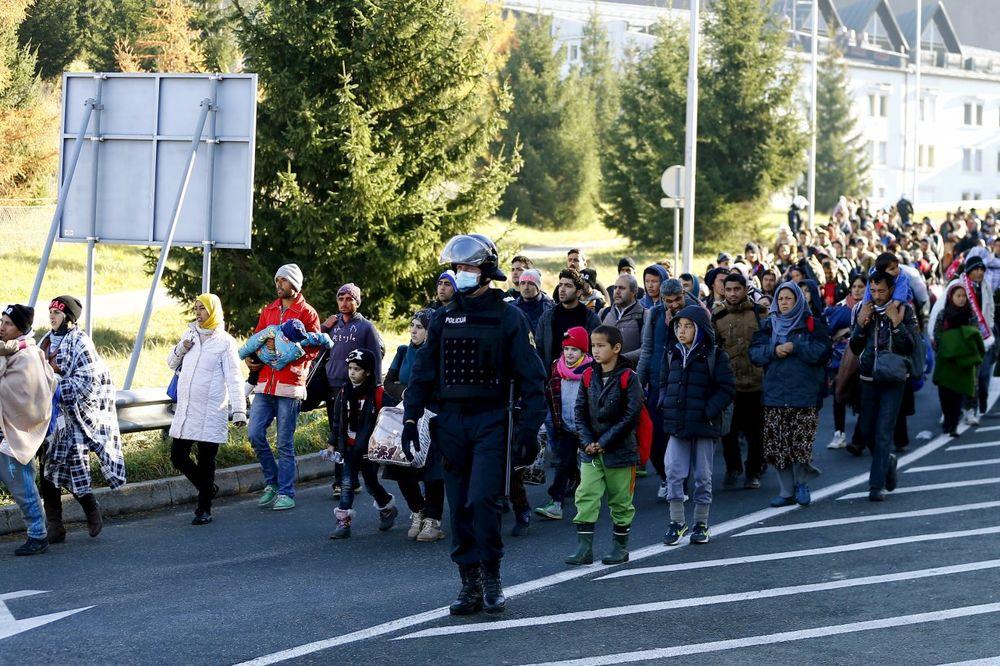 TIROL U PANICI: Zatvaraju granični prelaz Brener, ako krene novi talas izbeglica!