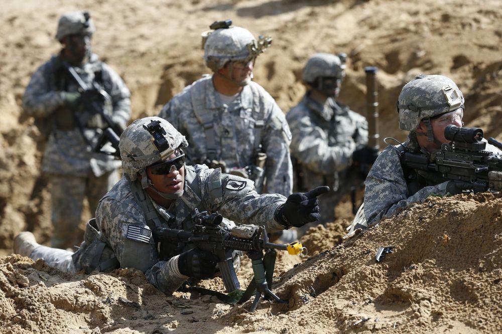 RAT O KOME SE MALO ZNA: Amerika pokrenula ofanzivu protiv Islamske države!