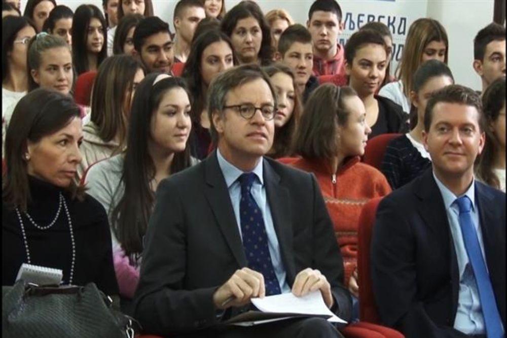 Ambasador Ditman: Tesna saradnja Nemačke i Srbije i u oblasti kulture