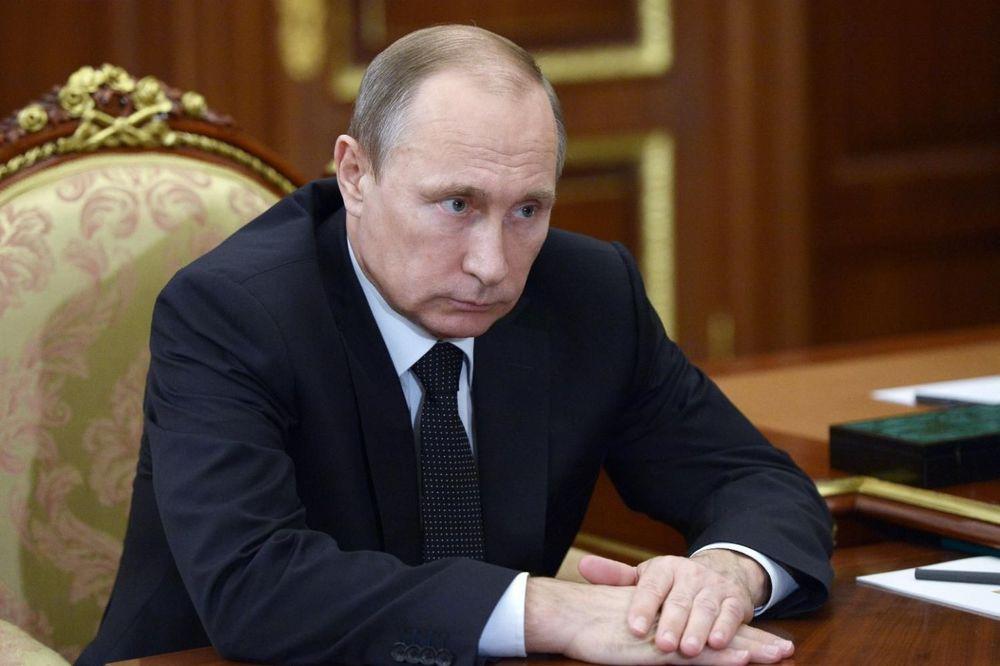 Vladimir Putin, Foto: AP