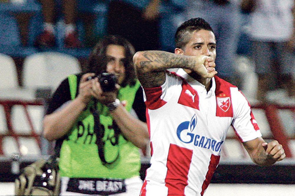 (VIDEO) CARSKI DOČEK ZA ARGENTINCA U TURSKOJ: Evo kako se Luis Ibanjez oprostio od navijača Zvezde