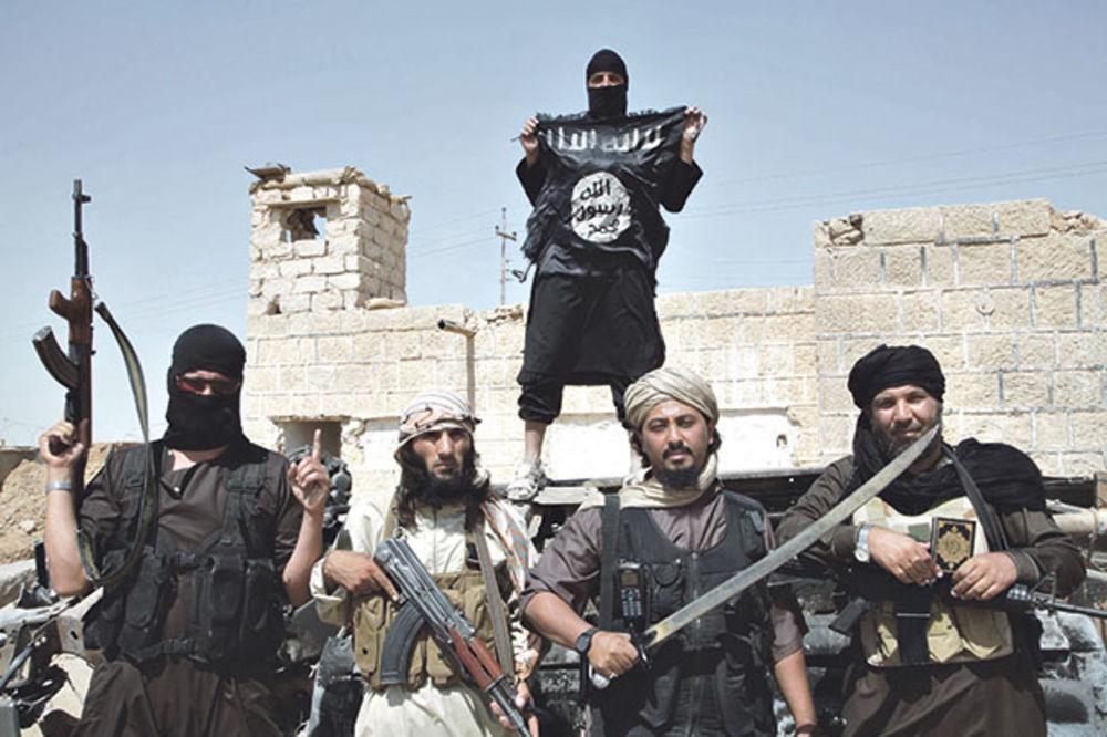 CRNA UDOVICA: Ruskinja tamanila islamiste