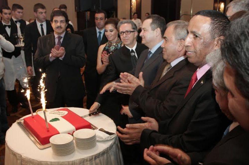 TRADICIONALNI PRIJATELJI SRBIJE: Obeležen Dan državnosti Libana