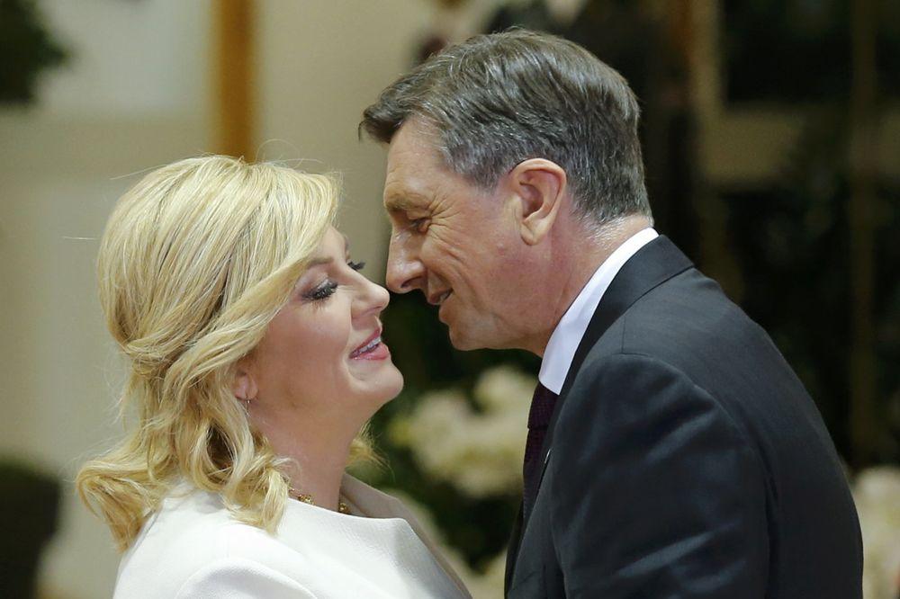 Ovako se pozdravio Borut Pahor...