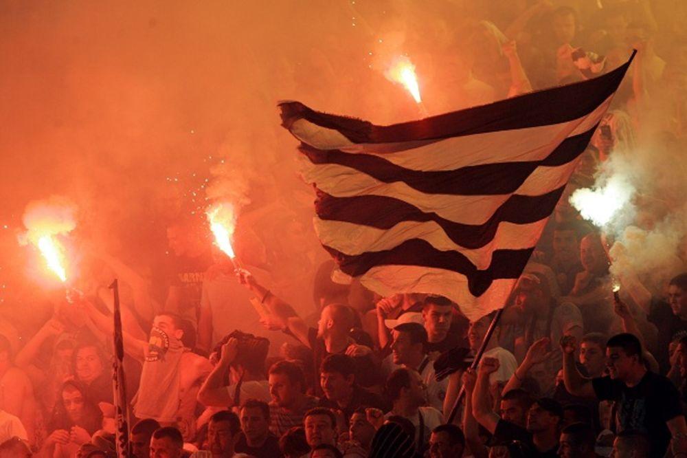BLOG UŽIVO, VIDEO Partizan: Besplatan ulaz protiv Mladosti