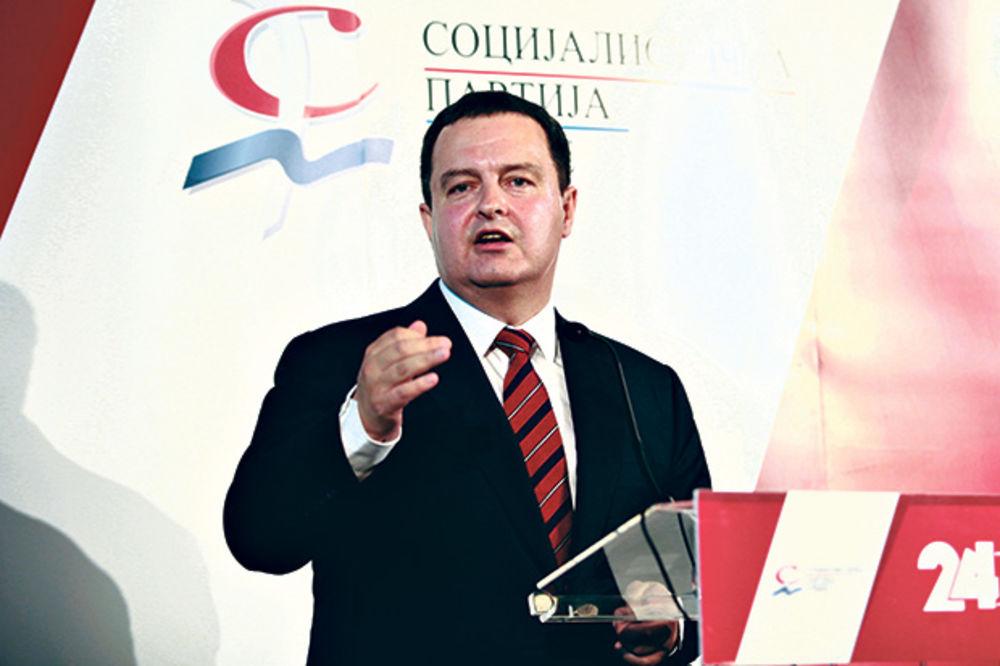 Dačić: Voleo bih da me Putin nije pomenuo u razgovoru s Vučićem