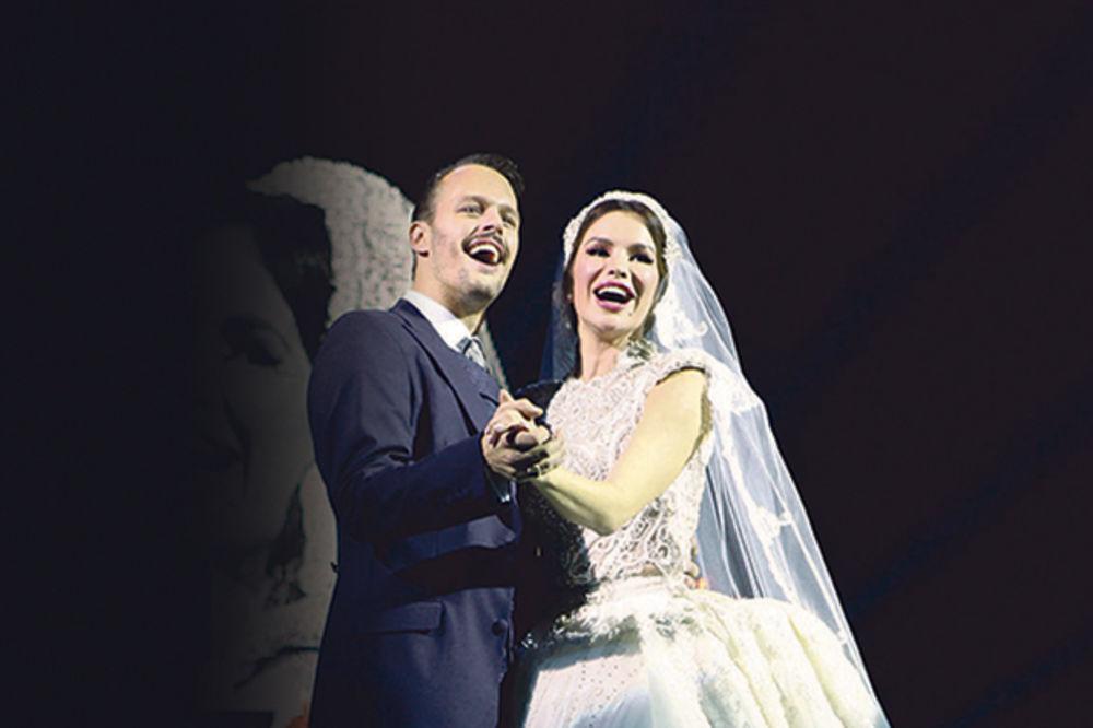 (VIDEO) Snimak venčanja Severine i Igora koji dosad niste videli!