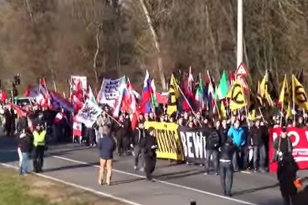ZABRINJAVAJUĆE ALI OČEKIVANO: U Austriji sve više zločina ekstremne desnice!