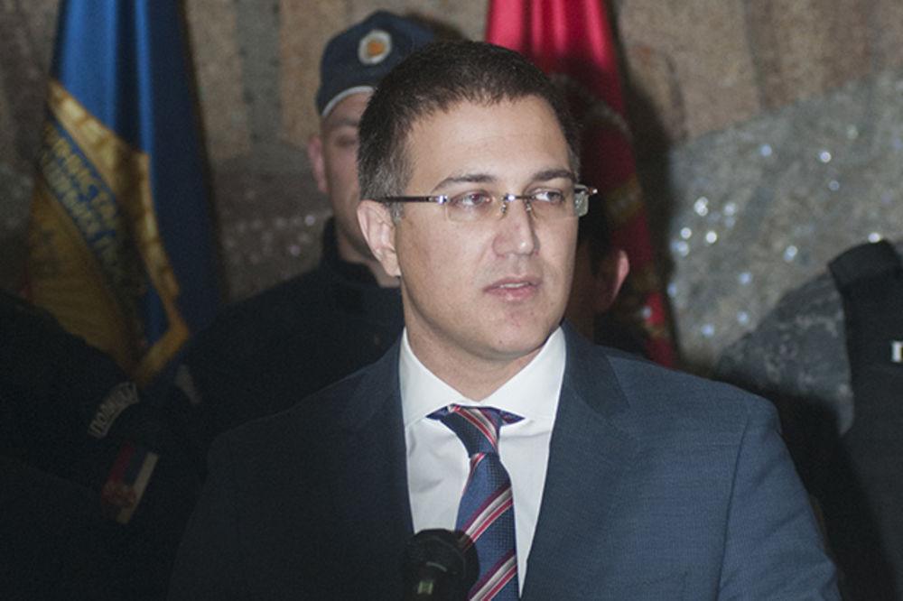 Stefanović: U toku sastanak s premijerom Vučićem