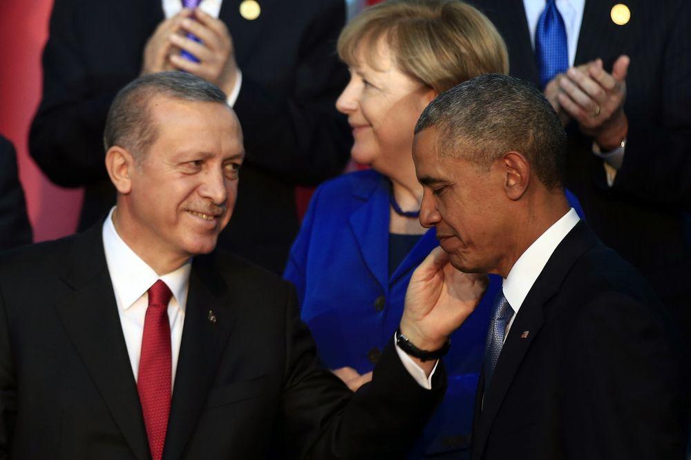 OBAMA I ERDOGAN RAZGOVARALI O IZRUČENJU GULENA: Evo šta je američki predsednik skresao turskom