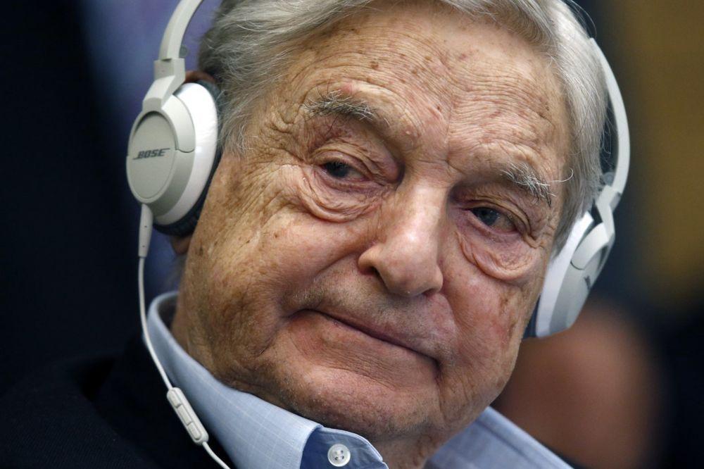 Džordž Soroš, 09.04.2015, Foto Reuters