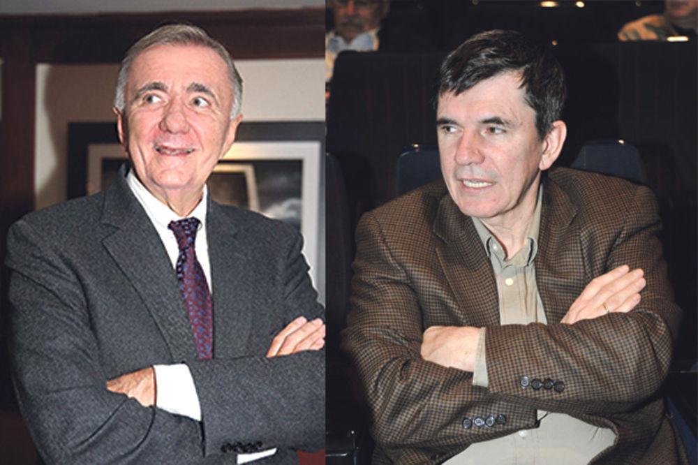 DUŠAN KOVAČEVIĆ: Nagovorio sam Slavka Štimca da zaigra u pozorištu!