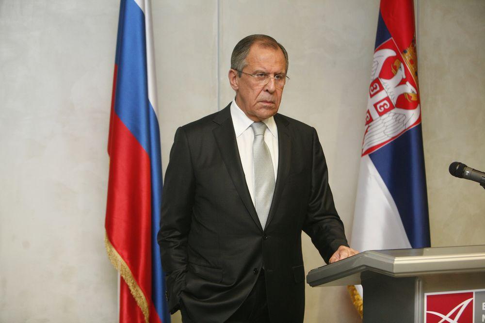 POTVRDA IZ MOSKVE: Sergej Lavrov 12. i 13. decembra u Beogradu