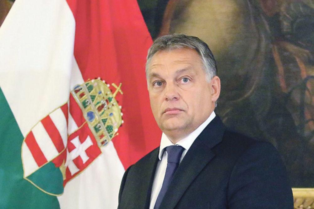 ORBAN: Granica prema Srbiji je hermetički zatvorena