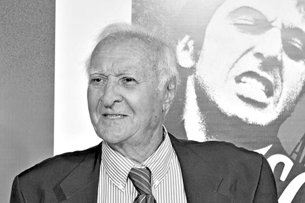 GLUMIO U SKARFEJSU: Umro Robert Lođa