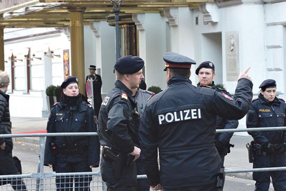 Policija, Beč, Austrija, Foto Profimedia