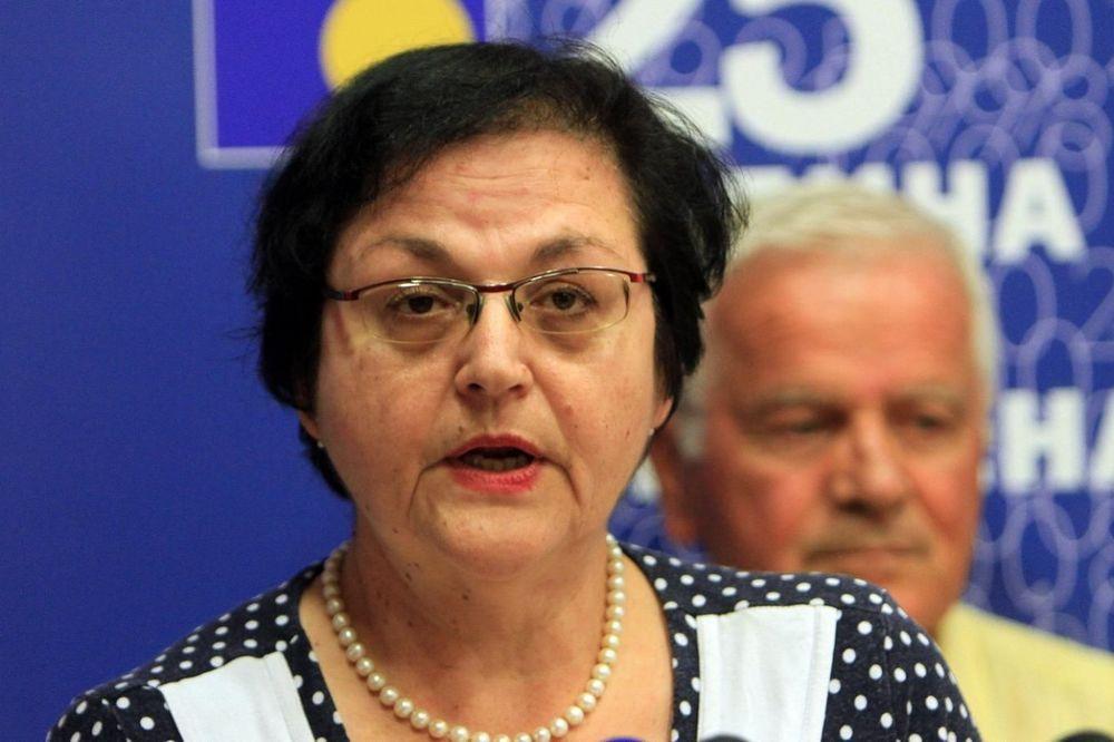 Gordana Čomić, DS, Foto: Fonet
