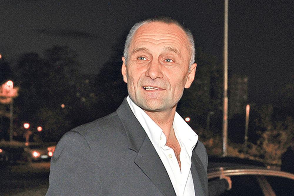 Dragiša Binić, fot Dado Đilas