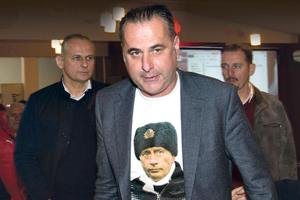MIODRAG BOŽOVIĆ: Ja sam rusofil! Rusija je moja druga zemlja!