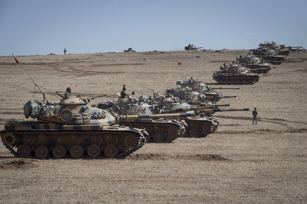 Turski tenkovi, Foto: Profimedia