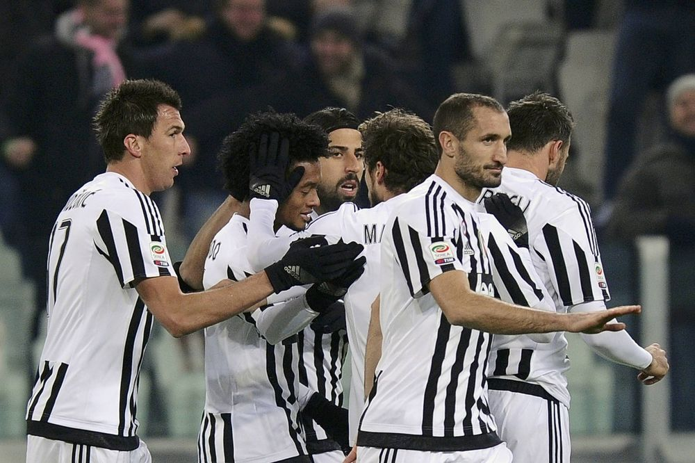 BLOG UŽIVO: Zaza odveo Juventus na vrh tabele