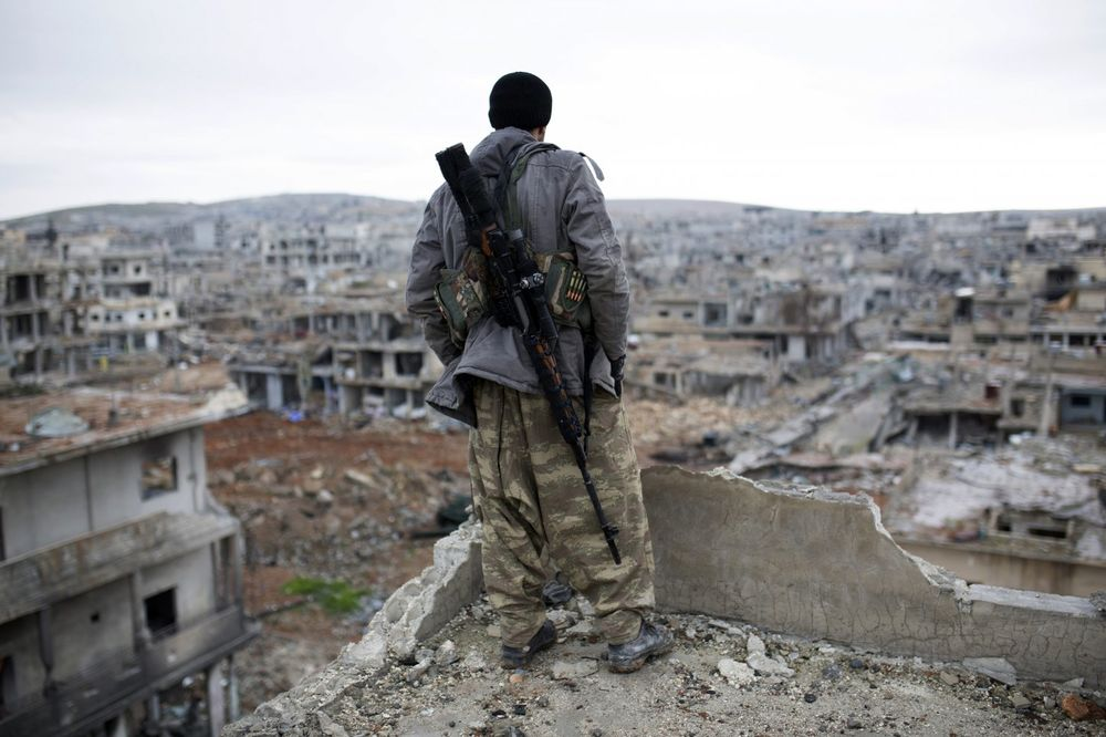 IRAČKI MILITANTI UPOZORAVAJU: Arapske snage bi u Siriji otvorile vrata pakla