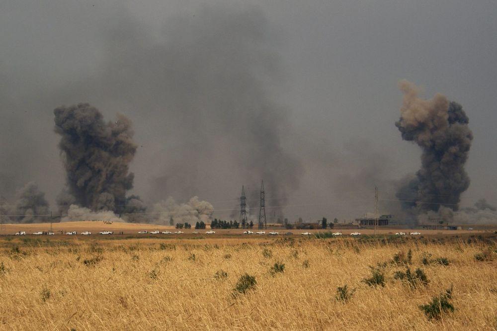 TRAGEDIJA U IRAKU: Australijski deminer poginuo pokušavajući da deaktivira bombe ID