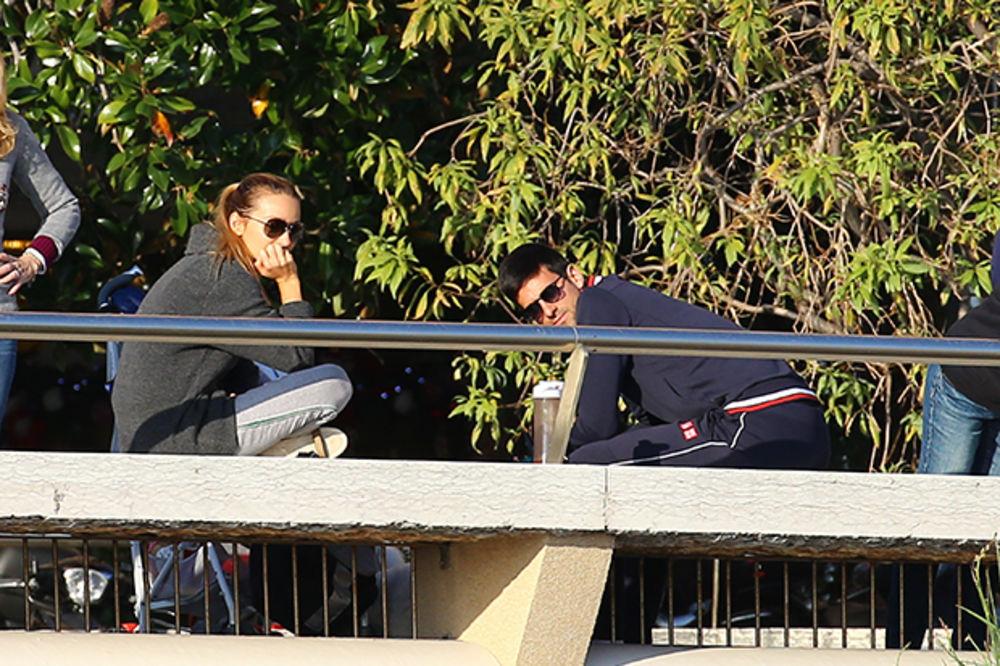 (FOTO) SAVRŠEN ODMOR: Novak i Jelena uživaju u Monte Karlu