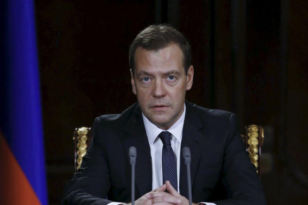 Dmitrij Medvedev, Foto Reuters