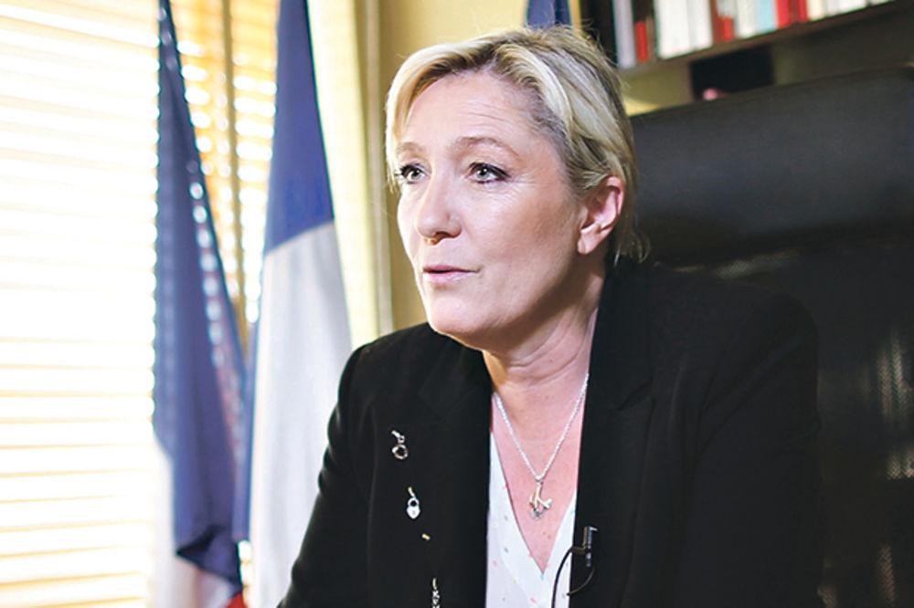 Francuski novinari: Mari Le Pen lažljivica godine