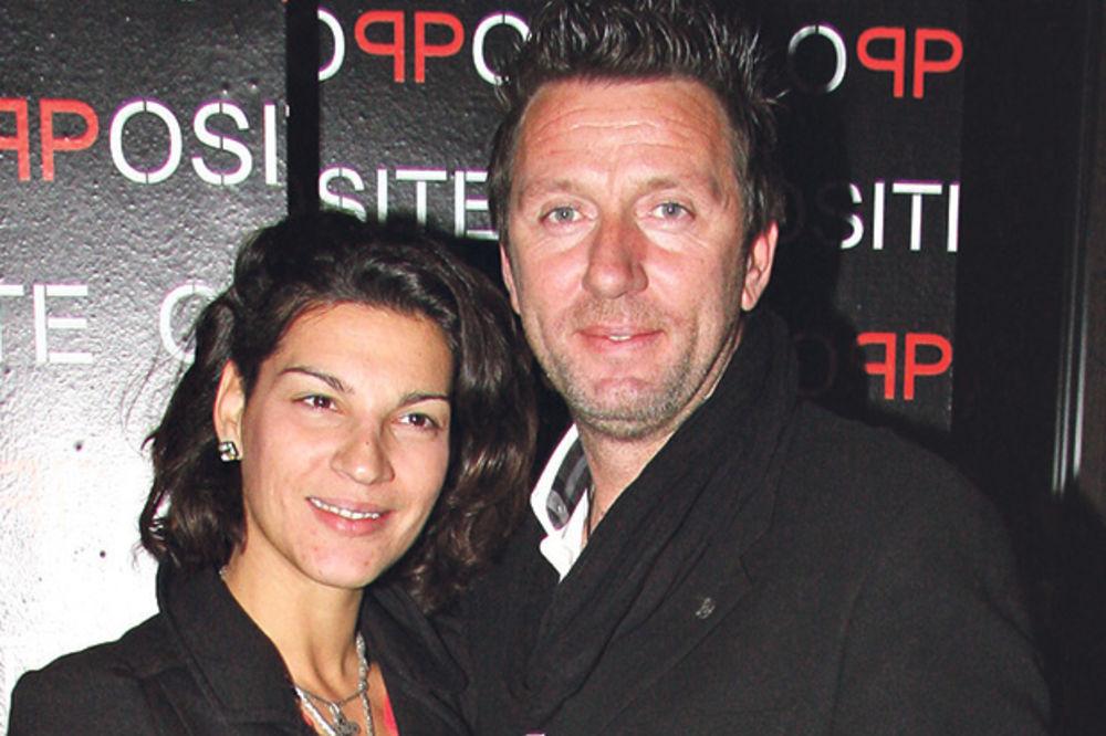 Muzička porodica... Cauševićeva supruga
