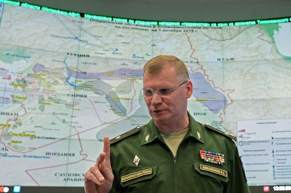 RUSIJA UPOZORAVA: Amerikanci, ne letite blizu naših granica