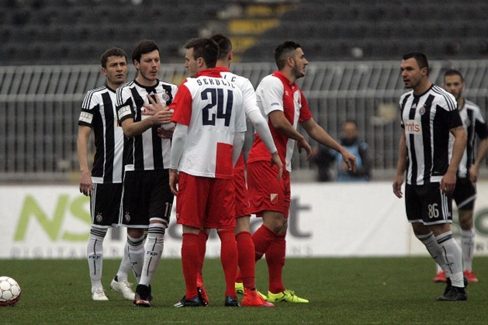 ISPUNILI SVE KRITERIJUME: Partizan i Vojvodina dobili licencu za UEFA takmičenja