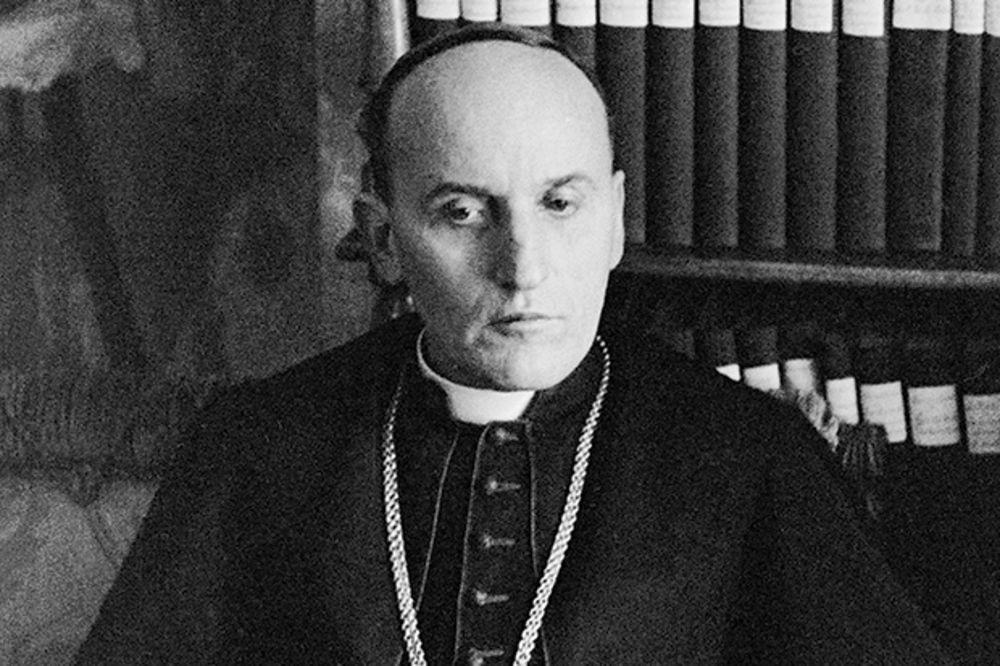 Hrvatski biskup: Stepinac je spasao 10.000 srpske dece