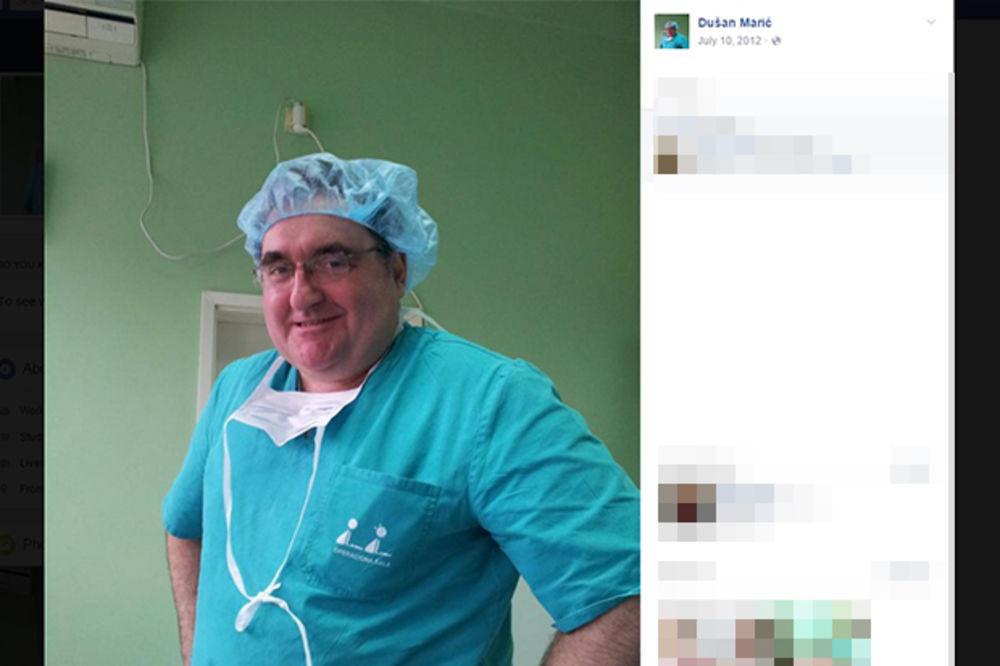 NADA ZA MNOGE MALIŠANE: Dr Marić matičnim ćelijama prvi put u Srbiji operiše nepokretno dete!