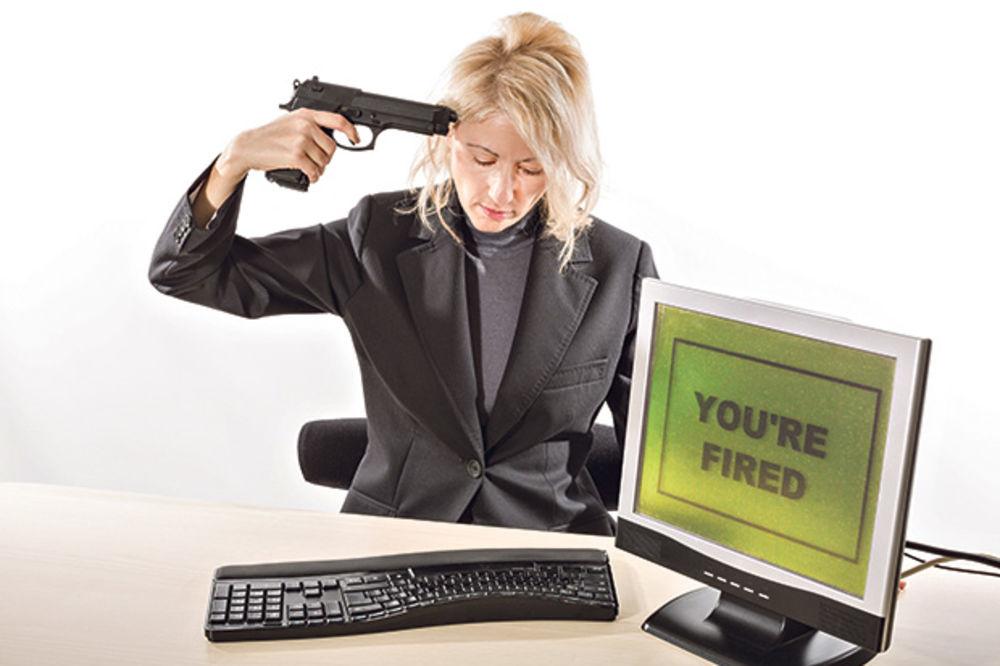 samoubistvo, otkaz, foto Shutterstock