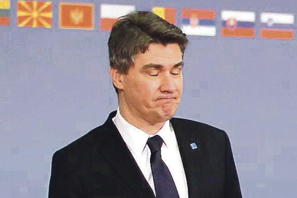 MILANOVIĆ: Idem iz politike kad lider HDZ bude imao pamet i manire Angele Merkel