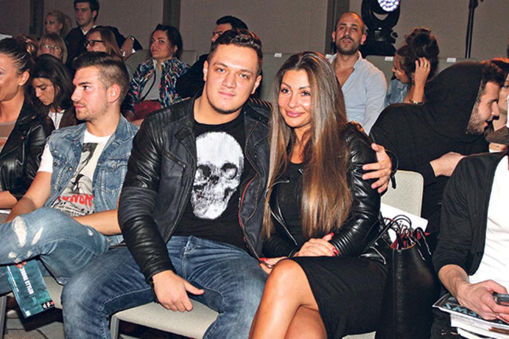 Zorica Dukić, Nenad Marinković Gastoz, foto Damir Dervišagić