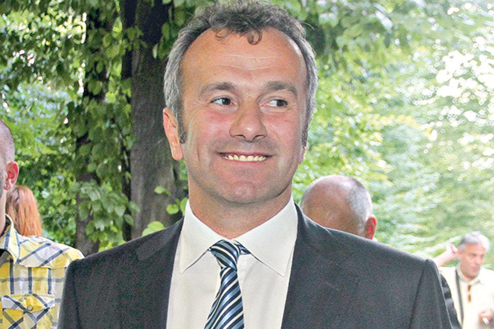 SAVIĆEVIĆ DEMANTUJE ALBANSKE MEDIJE: Izmislili su moje izjave, mi smo za poštovanje Statuta UEFA