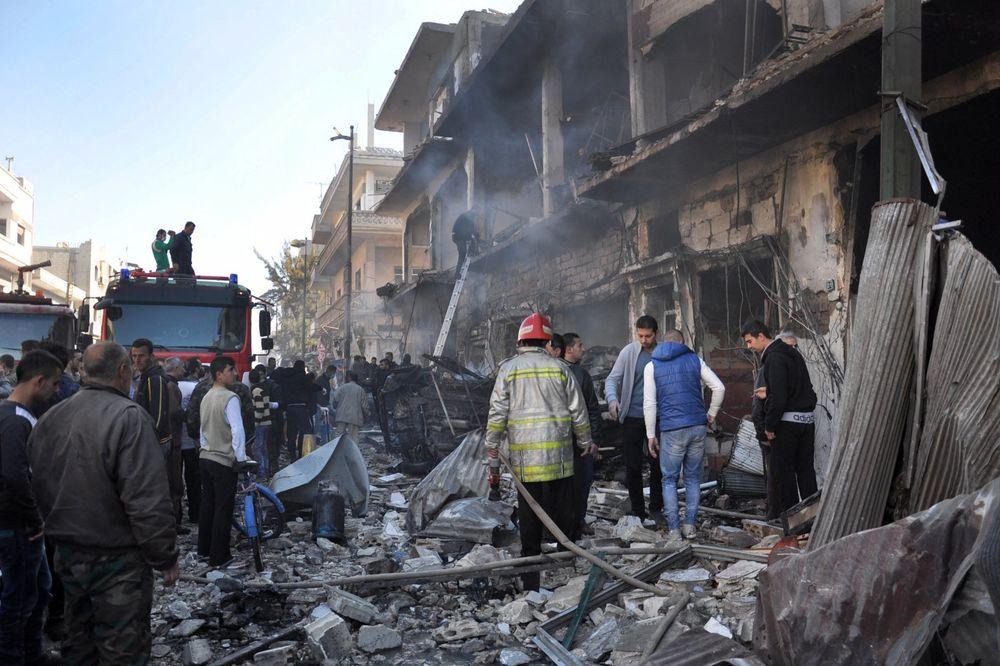 STRAVIČAN PODATAK IZ SIRIJE: U poslednjih 48 sati, po jedan Sirijac ubijen na svakih 25 minuta