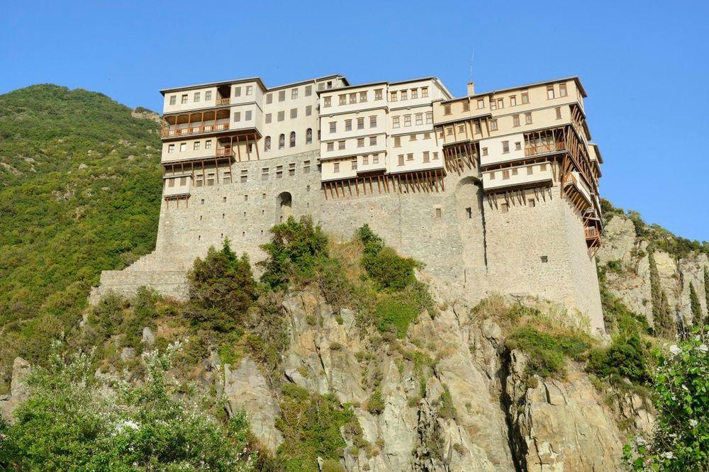 Manastir na Svetoj Gori, Foto: Profimedia