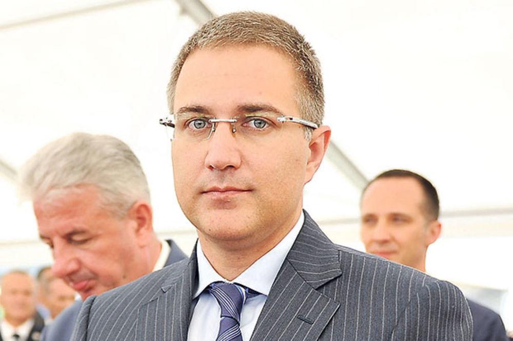 STEFANOVIĆ: Ne znam da li ću ostati ministar, nisam se rodio u fotelji