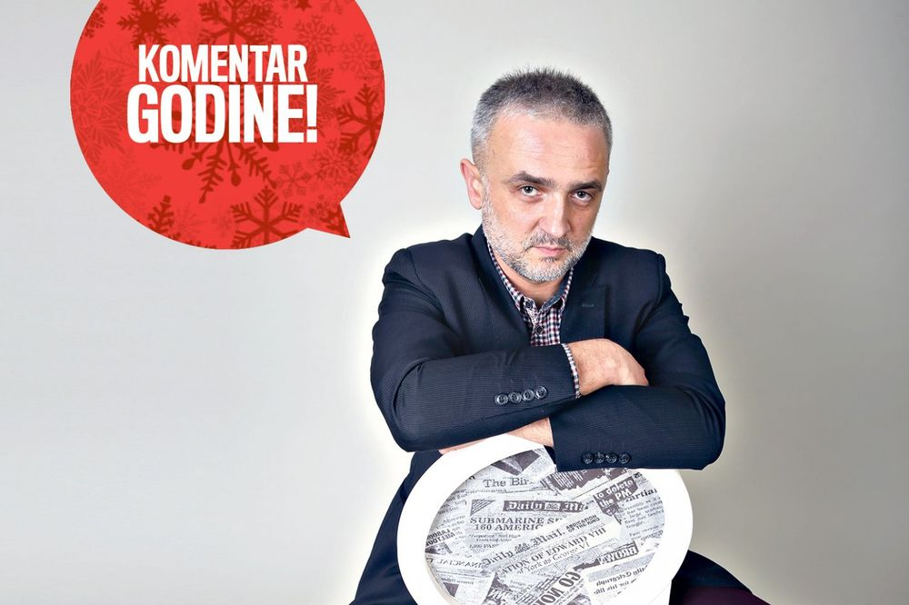 Ratko Femić, komentar dana