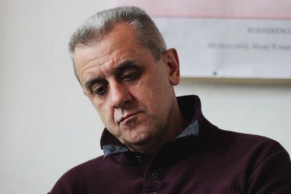 Očajni očuh traži pravdu za stradalog sina... Dubravko Lovrenović (Foto Printscreen avaz.ba)