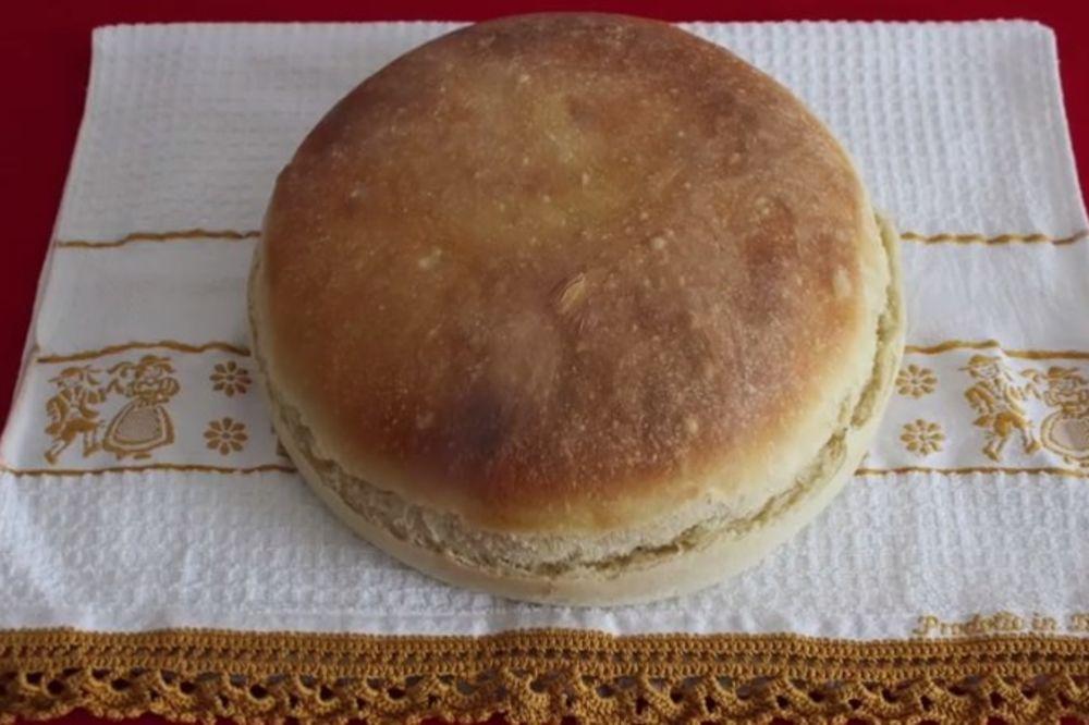 NARODNO VEROVANJE Evo zašto se hleb ne mesi u nedelju