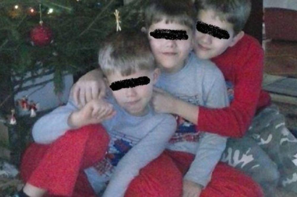 SPASILE GA BOGINJE: Brat utopljenih dečaka zbog bolesti nije krenuo sa njima!