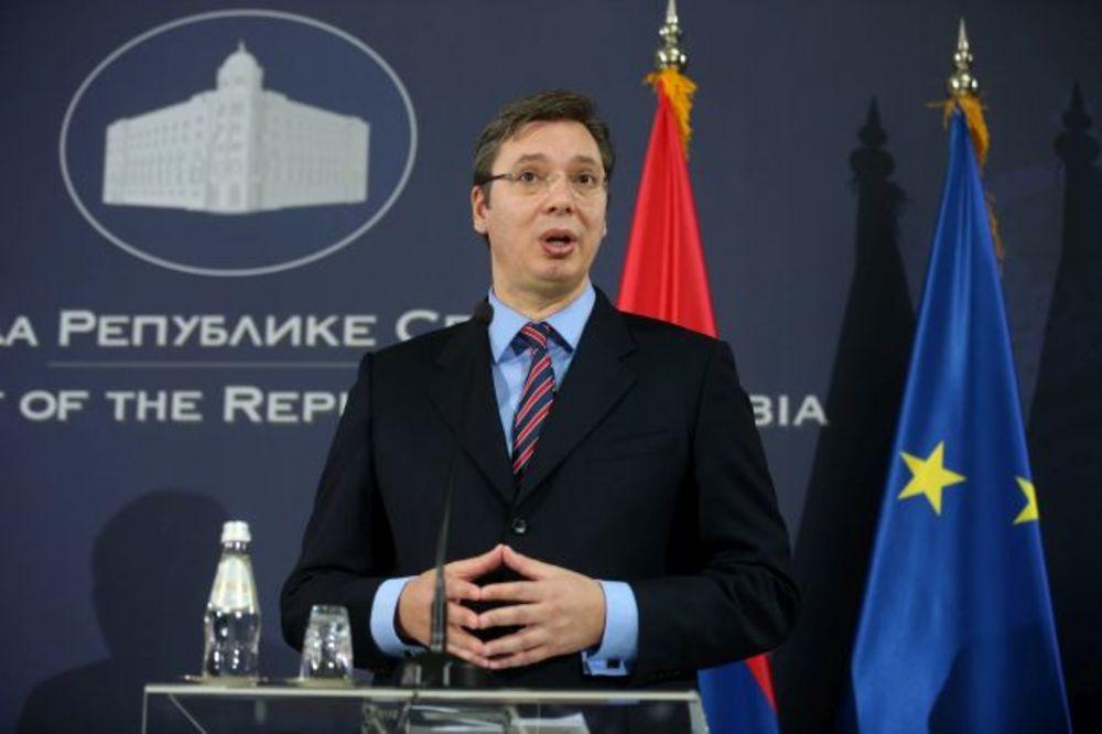 Aleksandar Vučić, Foto: Marina Lopičić