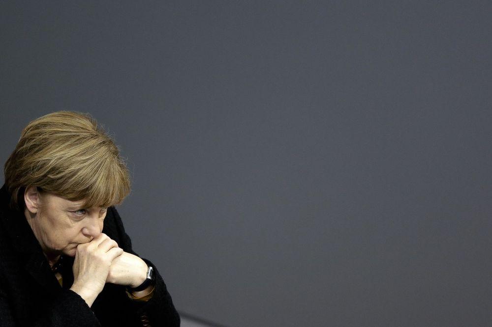 Angela Merkel Foto AP