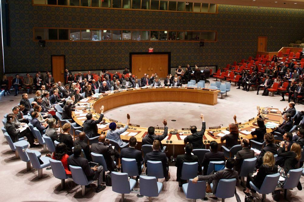 SAVET BEZBEDNOSTI UN:Ambasadori SAD, Britanije i Francuske napustili sednicu